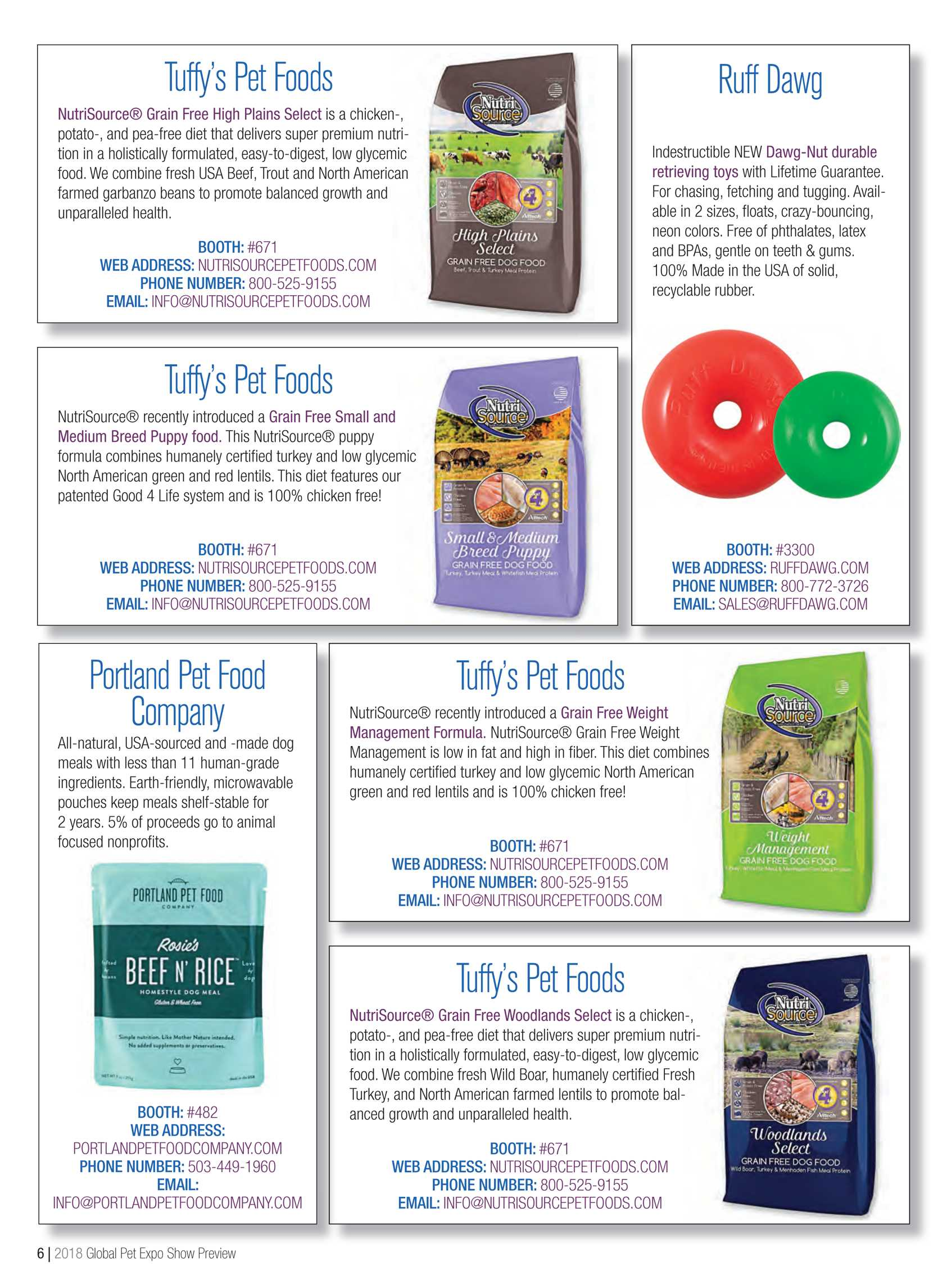 Pet Product News - February 2018 - page S6