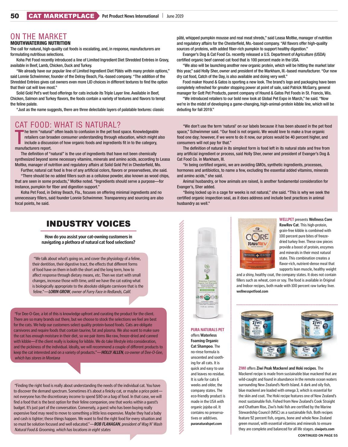 Pet Product News - February 2019 - page 51