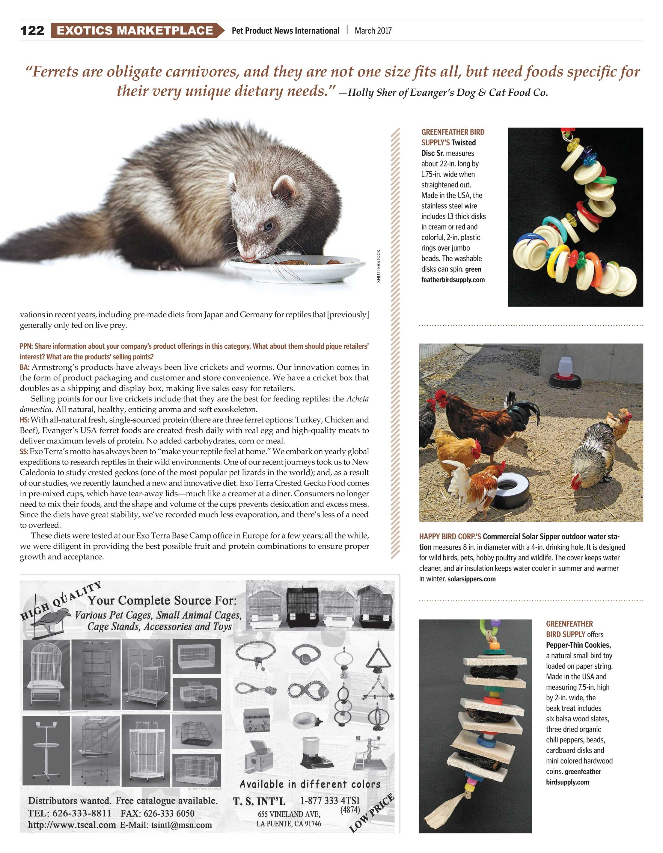 Pet Product News - March 2017 - page 122