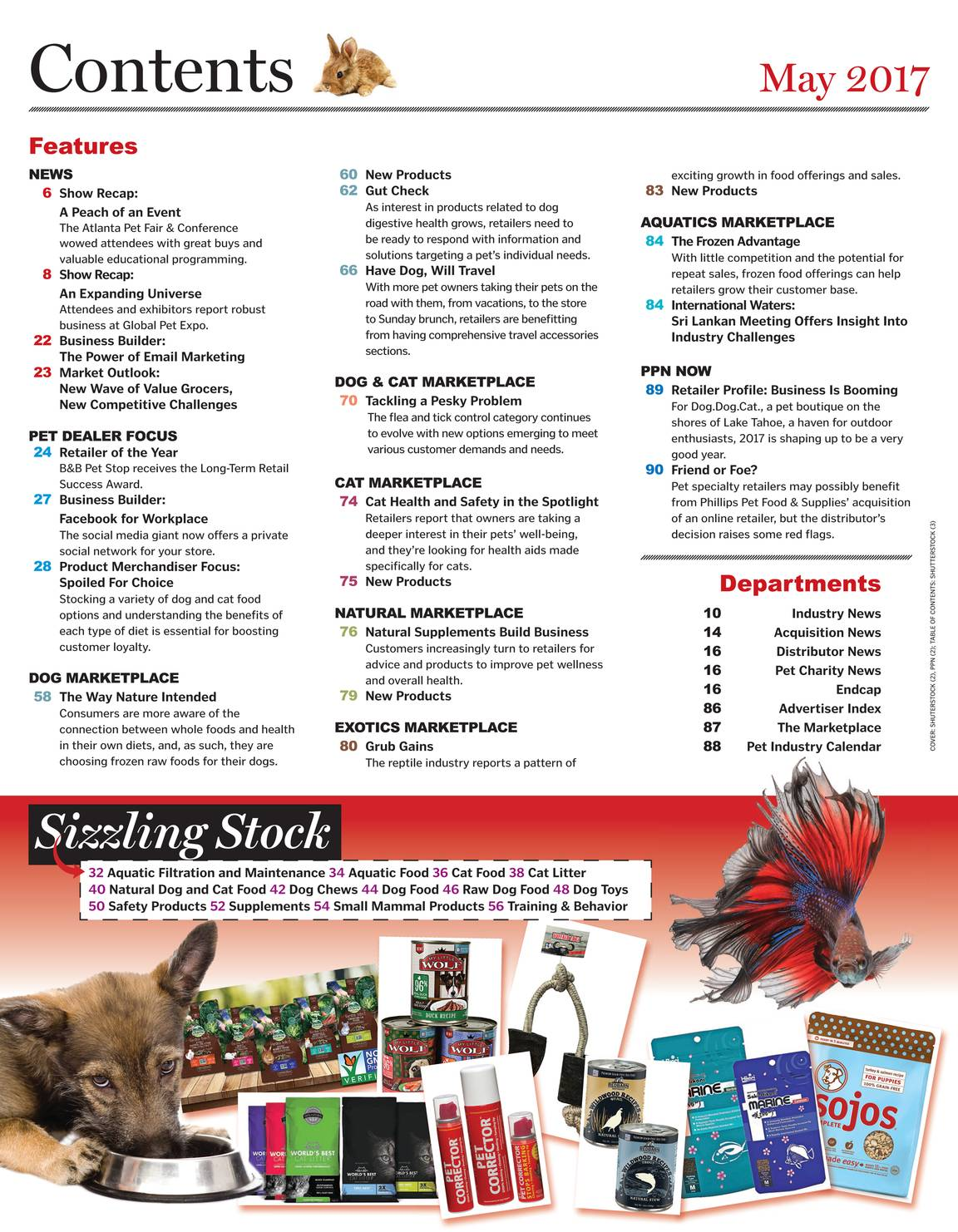 Pet Product News - May 2017 - page 3
