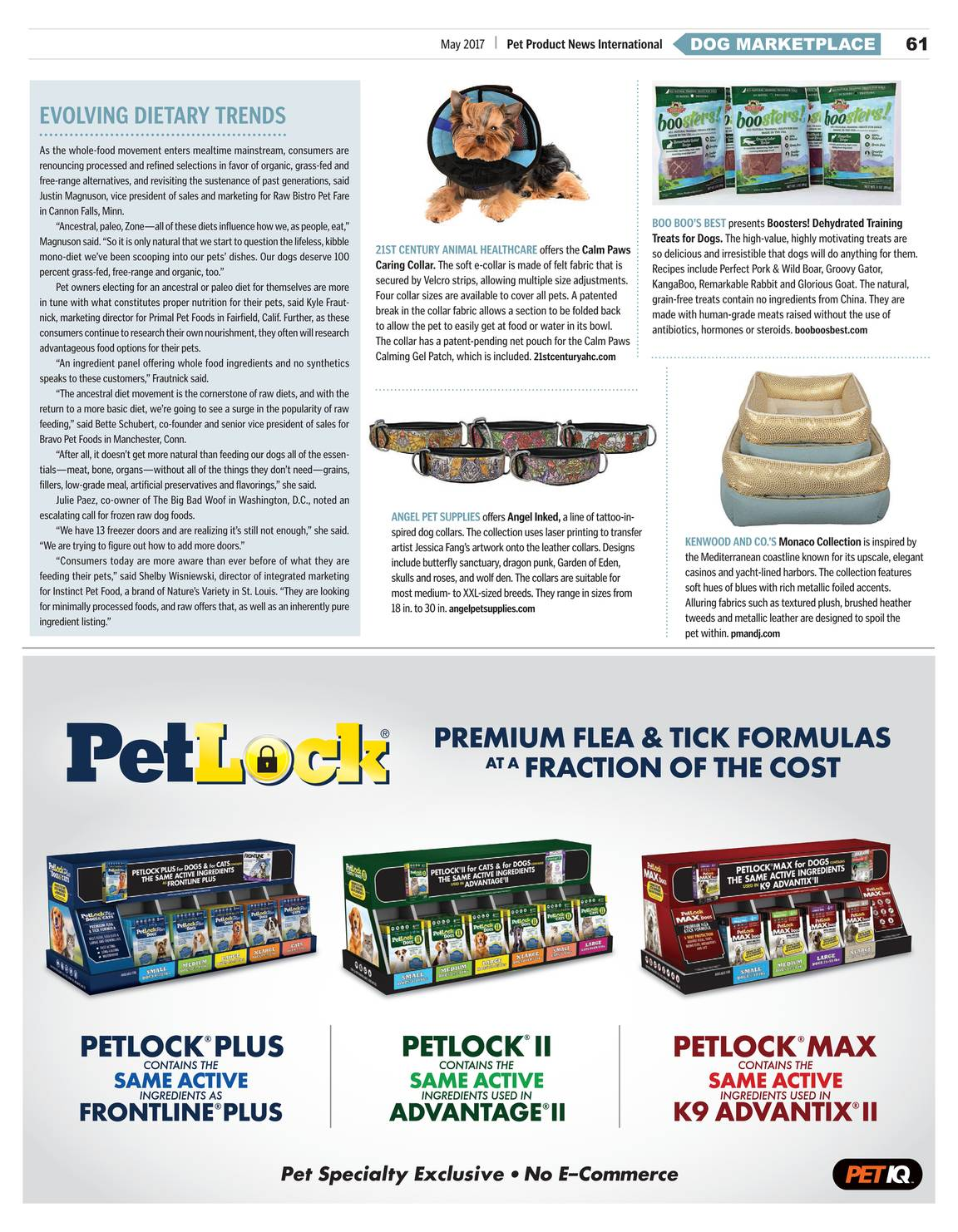 Pet Product News - May 2017 - page 62
