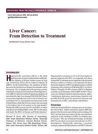 Practical Gastroenterology - September 2017 - page 76