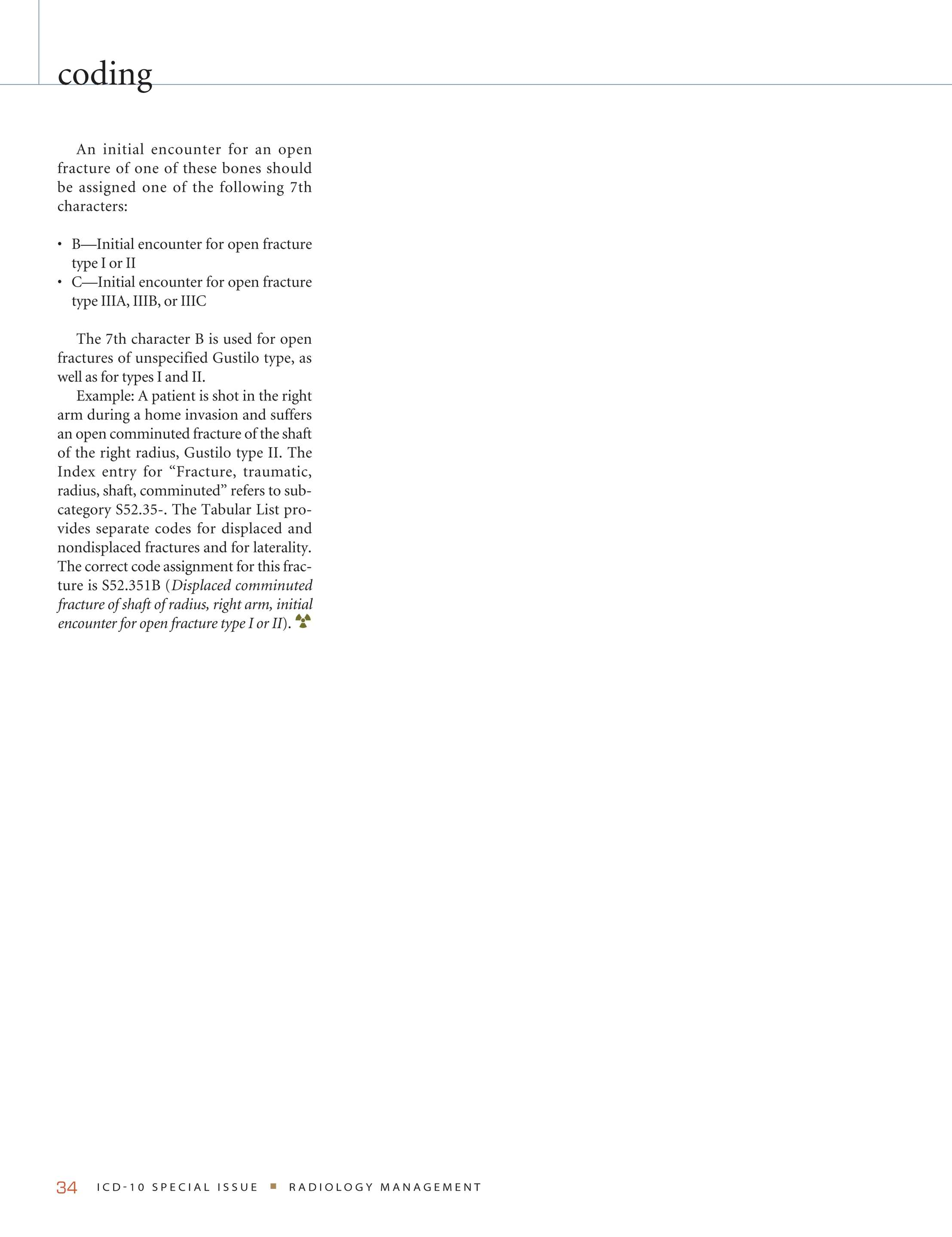 Radiology Management - ICD-10 2017 - page 33