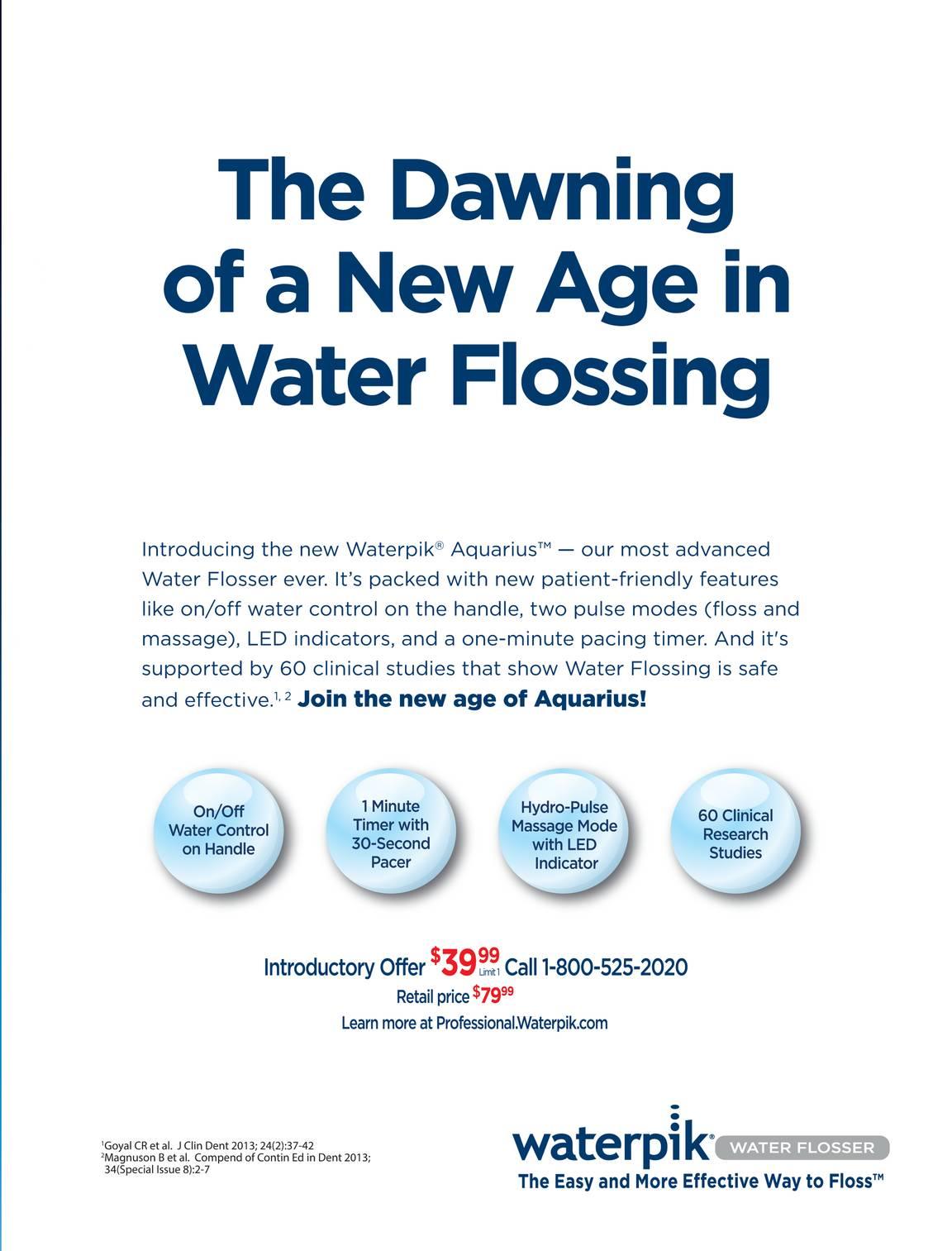 Registered Dental Hygienist - April 2014 - page 9
