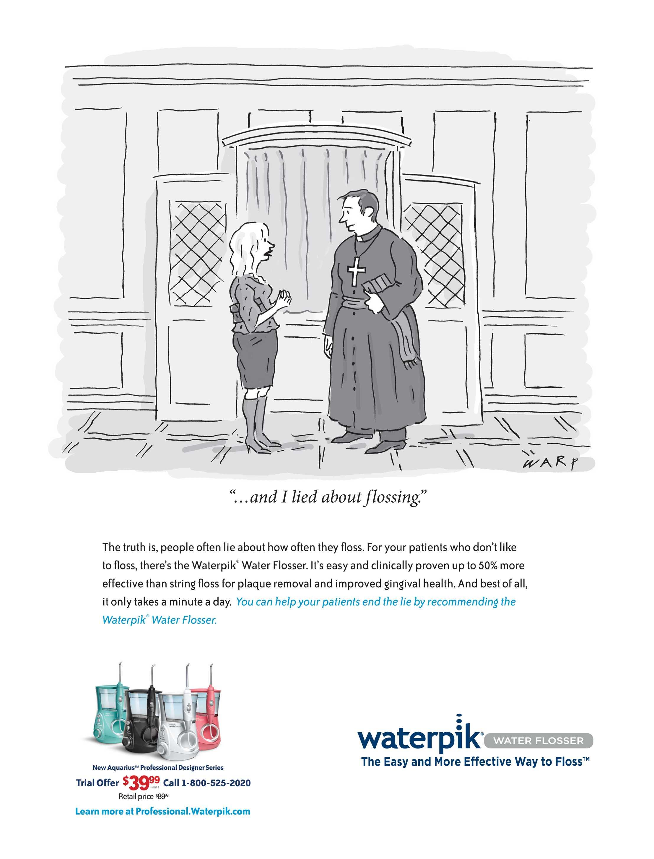 Best Water Flosser 2020 Registered Dental Hygienist   October 2014   page 79