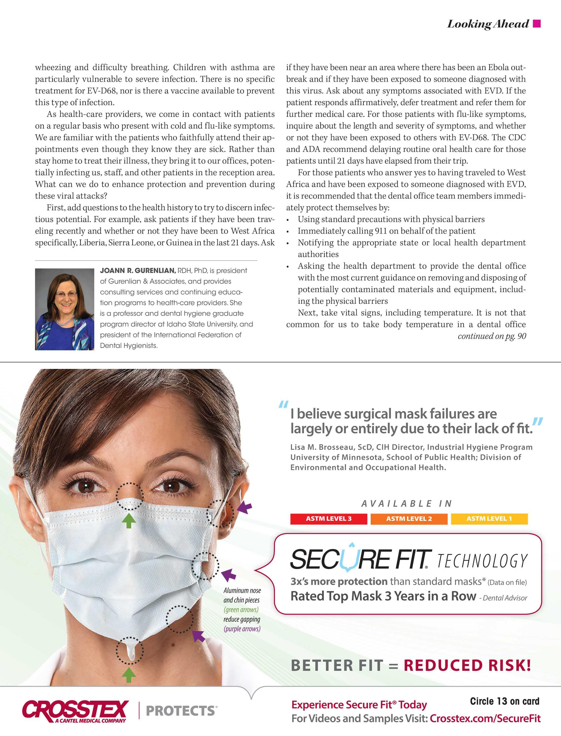 Hygienist Page 2014 - 41 Registered December Dental
