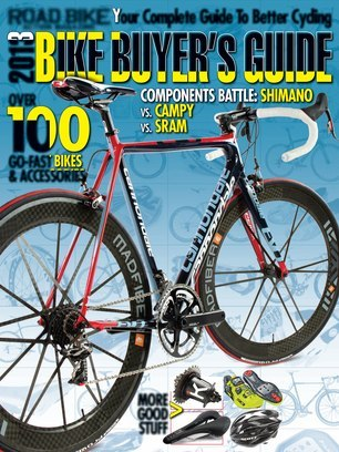 road bike action magazine 2013 buyers guide front cover rh rba digital com Road Bike Magazine Bicycling Magazine Cover February 2014