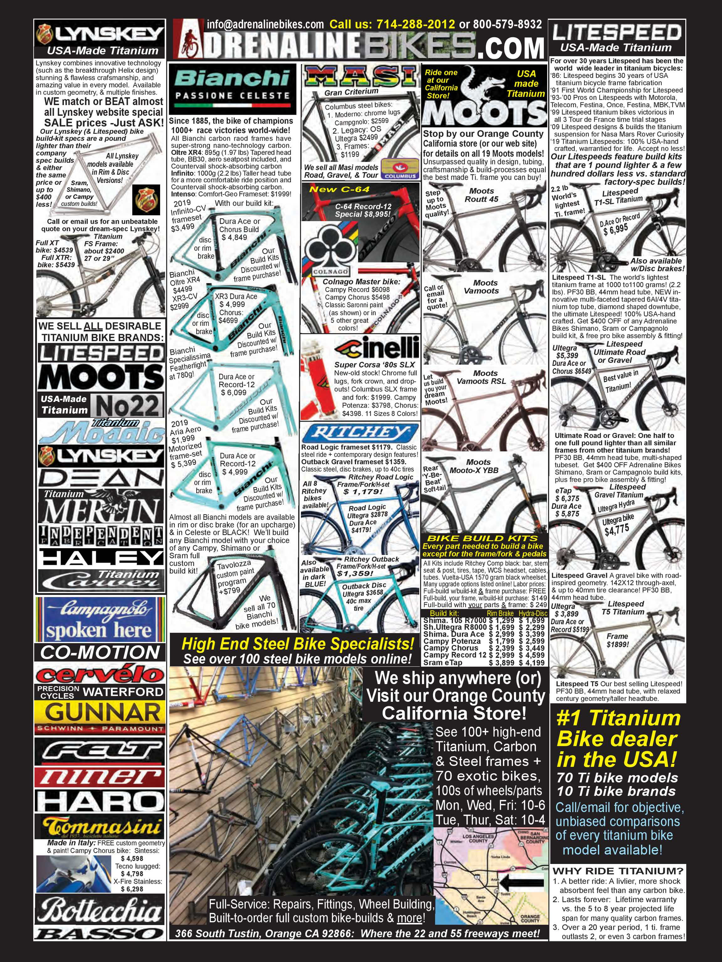 Road Bike Action Magazine - May 2019