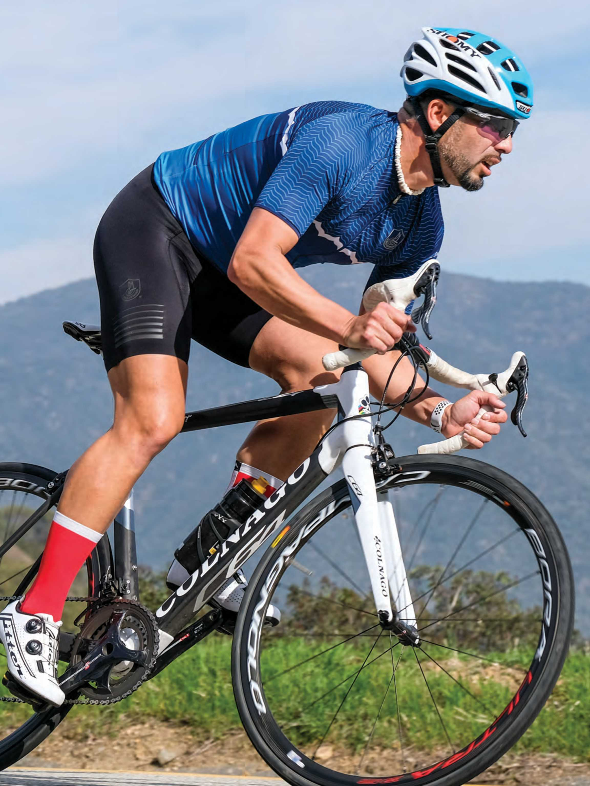 Road Bike Action Magazine - May 2019 - page 58