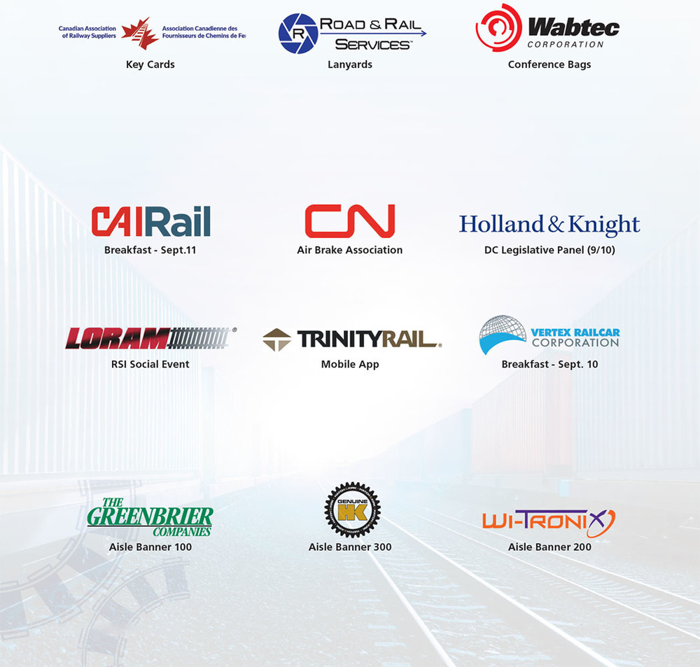 Rail Expo & Technical Conference (RSI0G) - Guide 2018