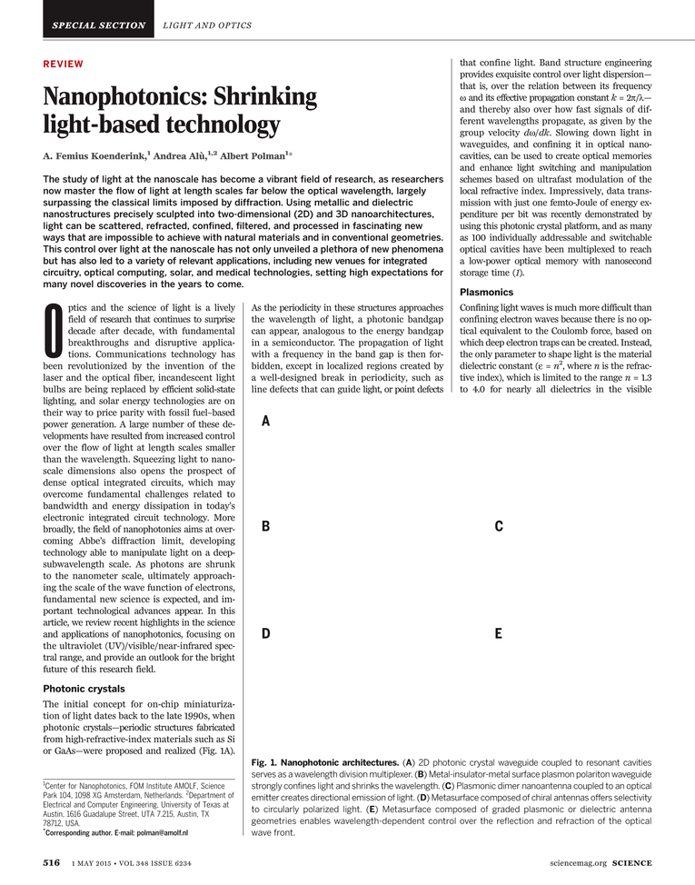 Science Magazine - 01 May 2015C - Page 516