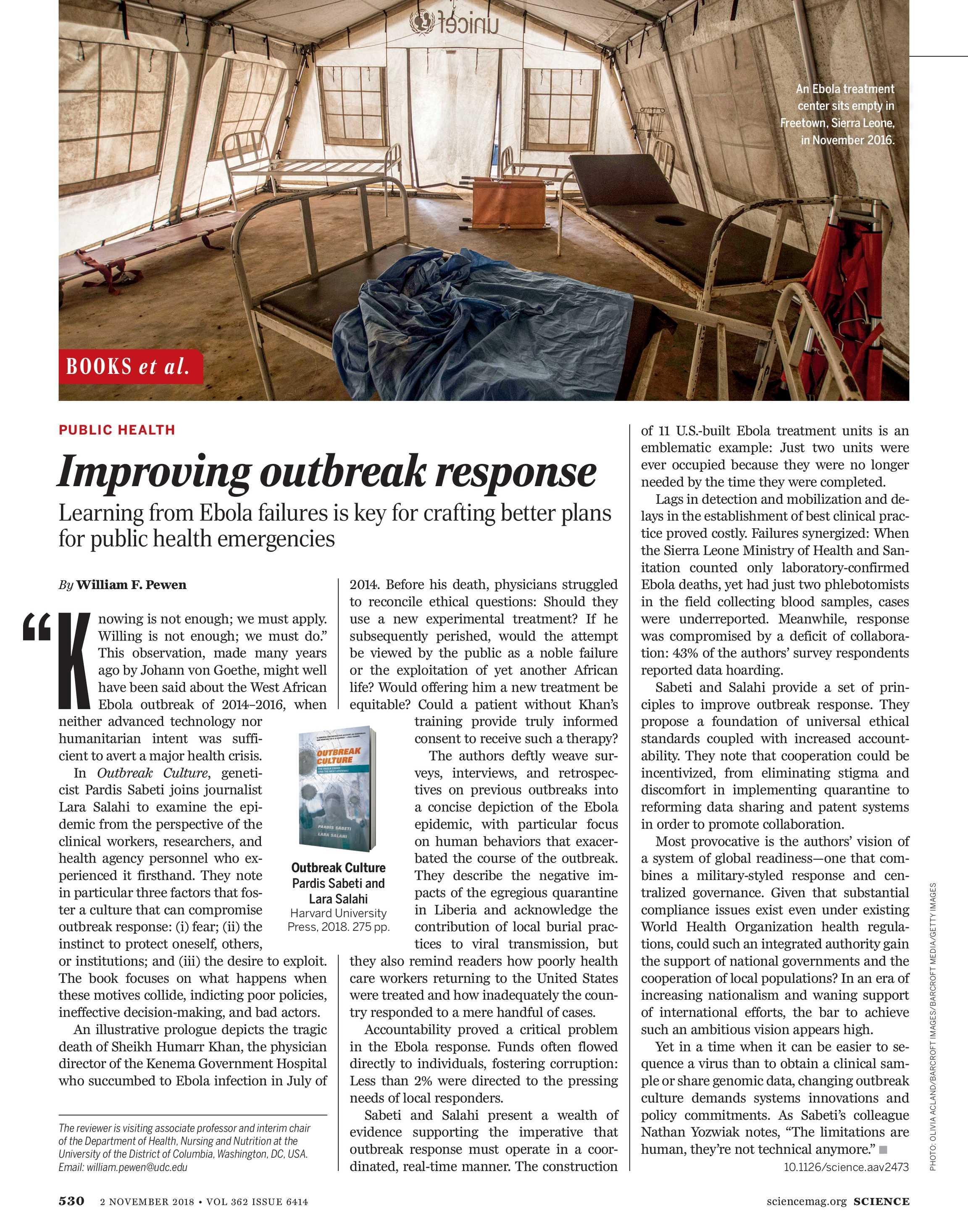 Science Magazine - November 2, 2018 - page 530
