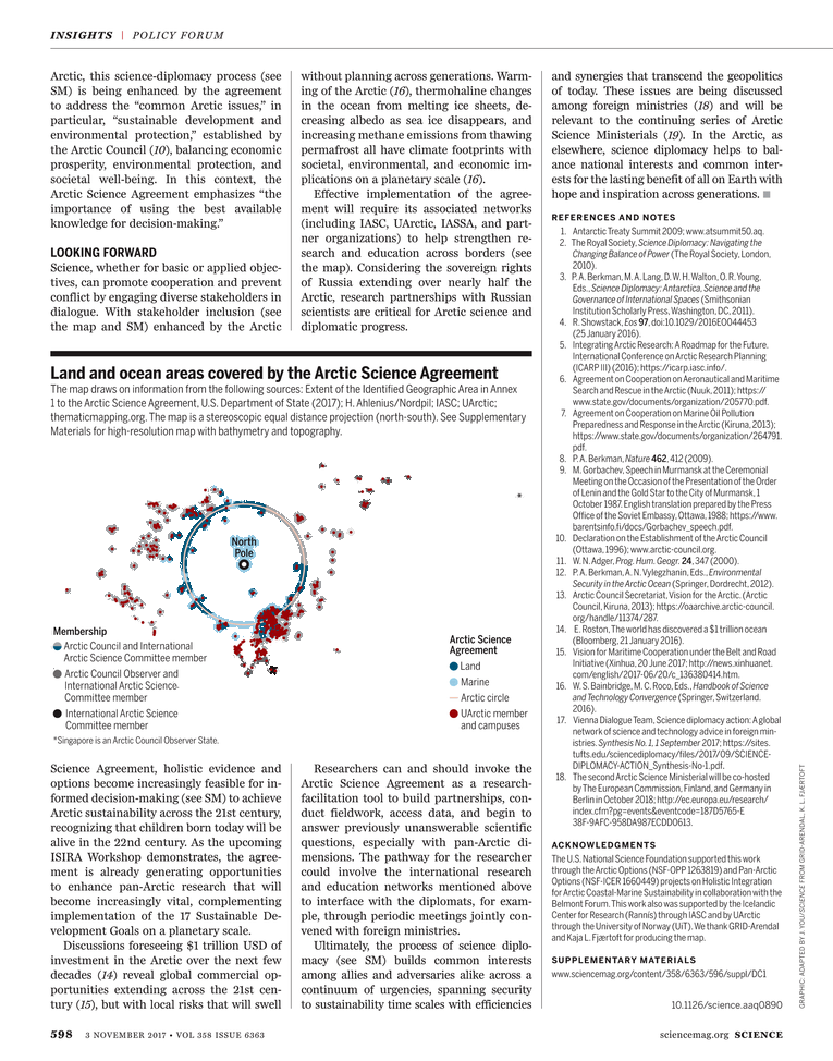 Science Magazine November 3 2017 Page 597