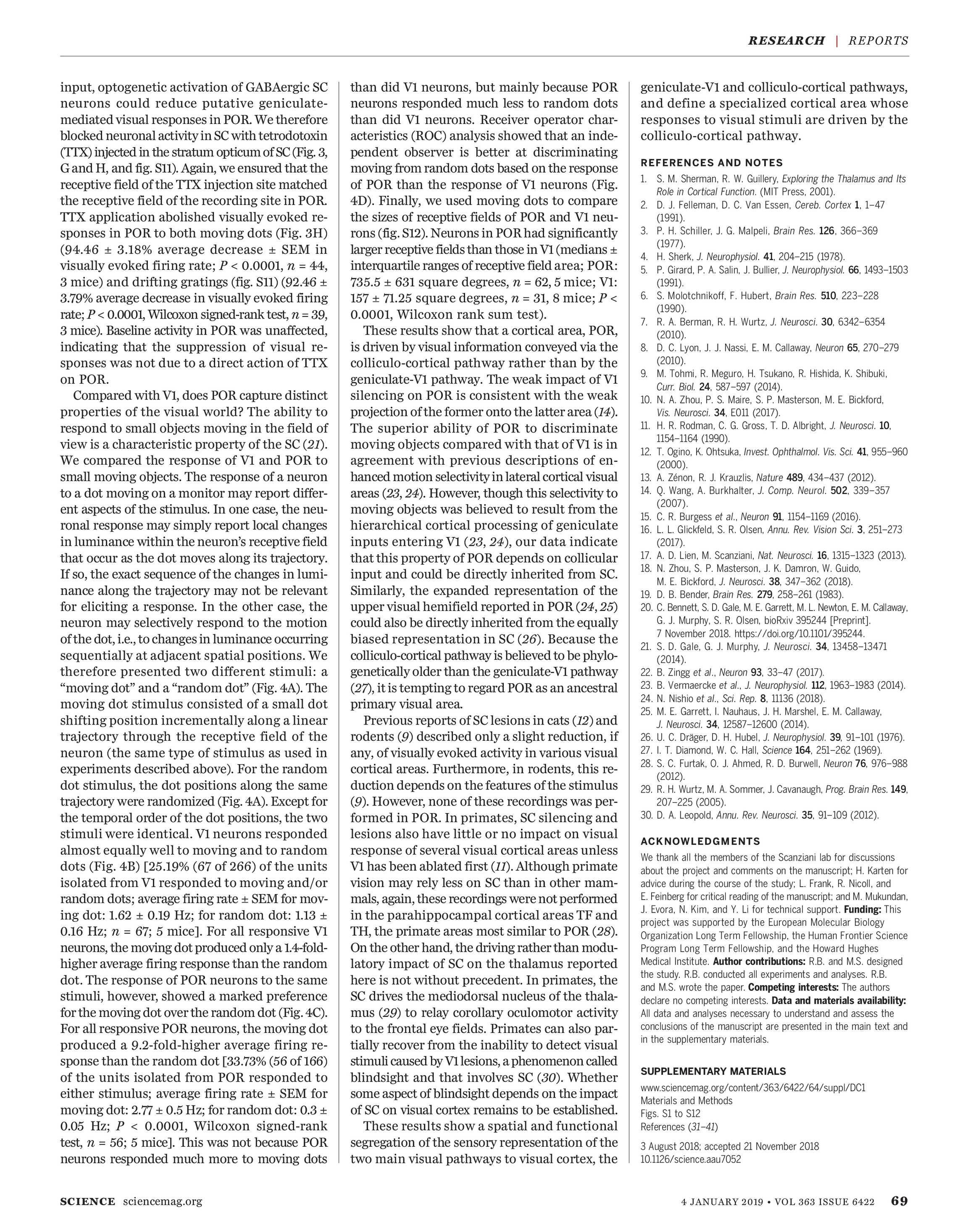 c8ac18d094 Science Magazine - January 4