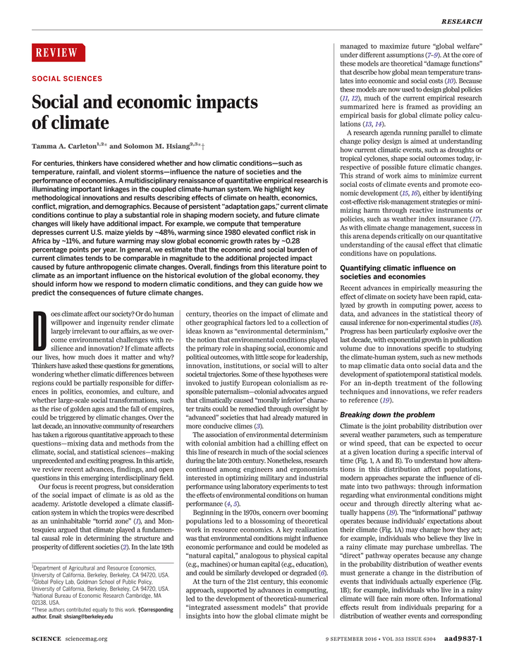 Science Magazine - 9 September 2016 - Page 1112-1
