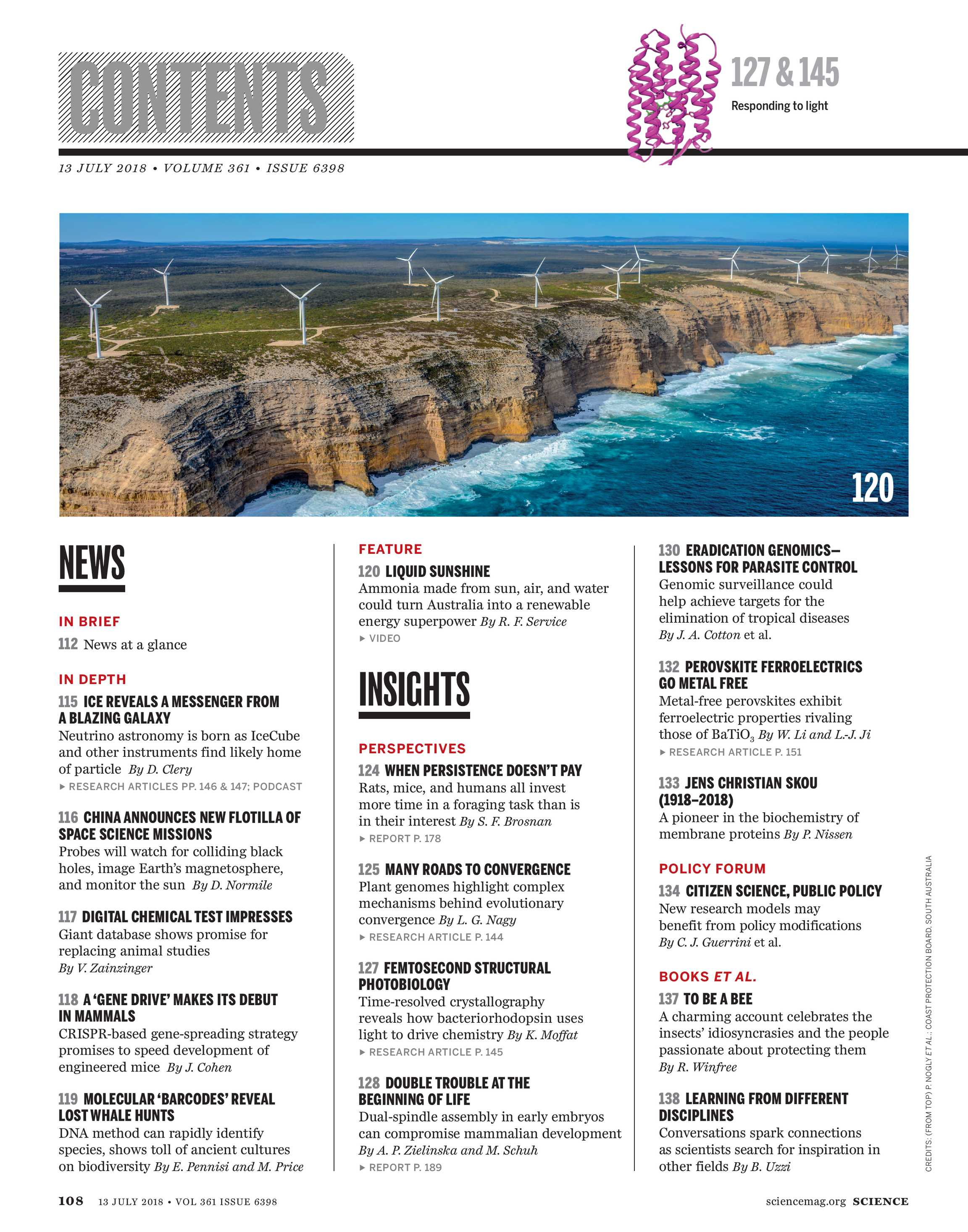 Science Magazine - July 13, 2018 - page 108