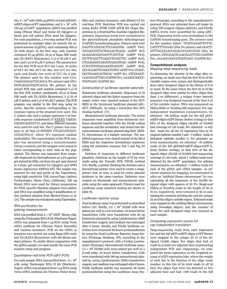 Science Magazine - 15 January 2016 - Page 240-10
