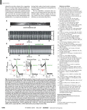 Science Magazine - 19 March 2010