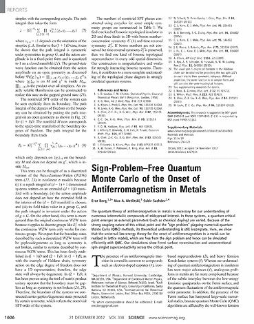 Science Magazine - 21 December 2012