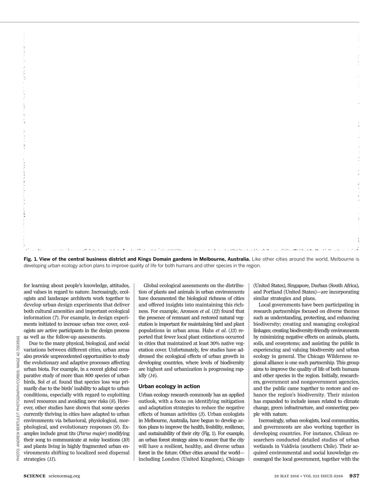 Science Magazine - 20 May 2016 - Page 936