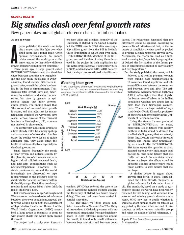 Science Magazine January 27 2017 Page 336