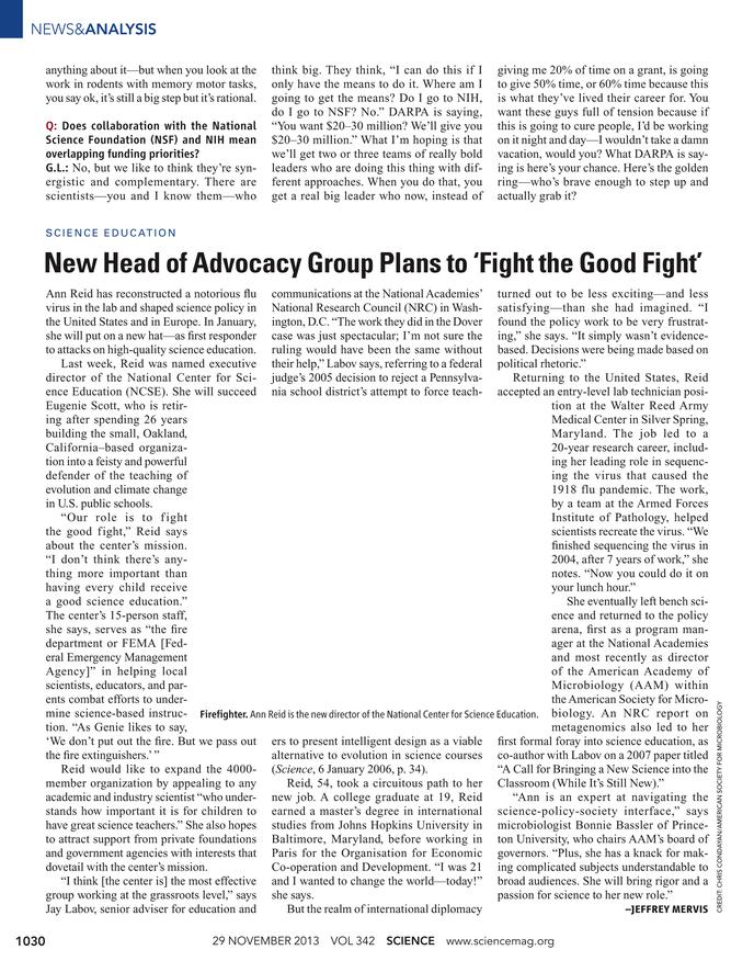 Science Magazine - 29 November 2013 - Page 1030