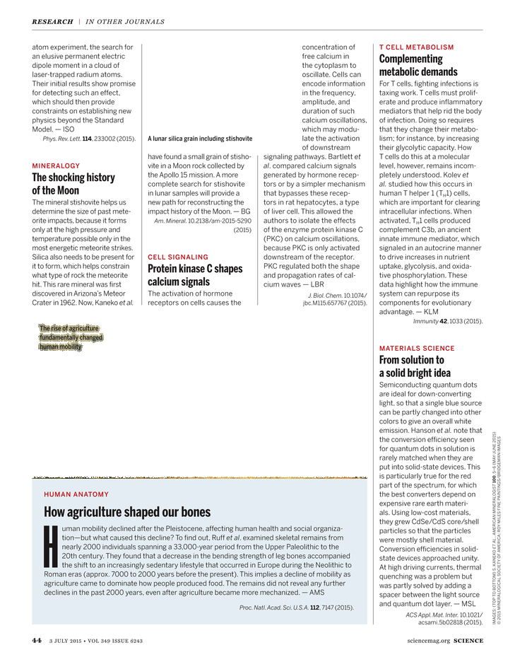 Science Magazine - 3 July 2015 - Page 44