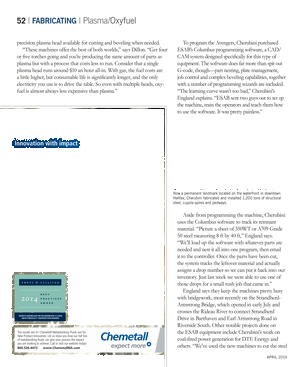 Shop Metalworking Technology - April 2015 - Page 52-53