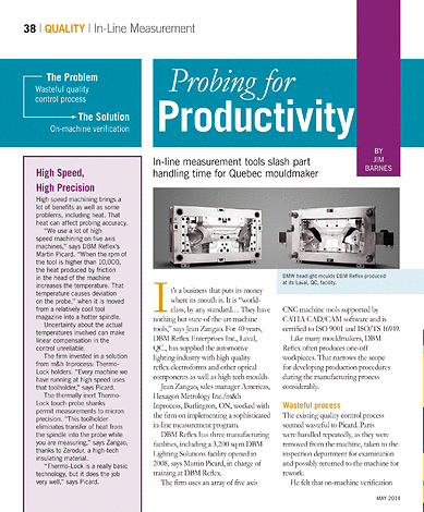 Shop Metalworking Technology - May 2014