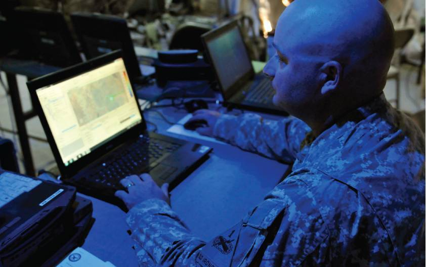 Signal - July 2015 - DISA Seeks Software Solution To Manage