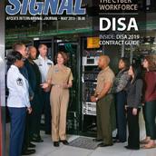 Signal - May 2019 - Balancing Risks on DISA's Complex Network