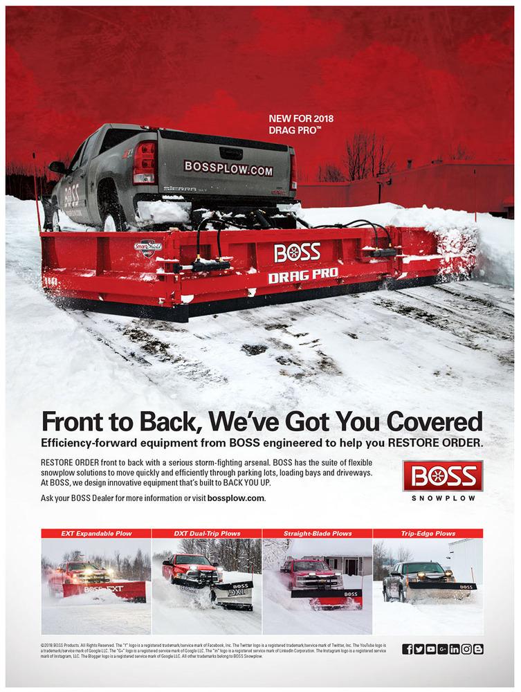 Snow Business Magazine - September 2018 - A secret weapon
