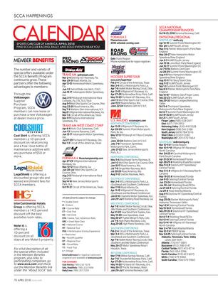 Sports Car - April 2018 - Page 70-71