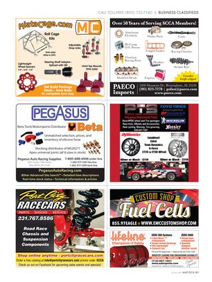 Sports Car - May 2016 - Page 82-83