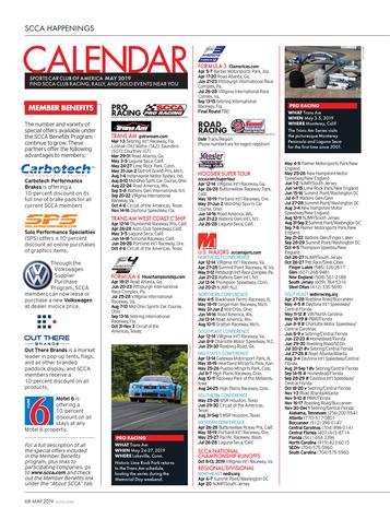 Sports Car - May 2019 - Page 68-69
