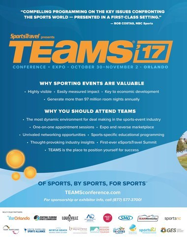 Sports Travel - September 2017 - Page 16-17