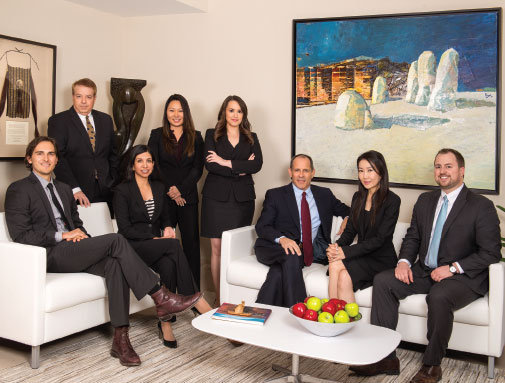 Super Lawyers - Southern California 2016 - Dordick Law Corporation