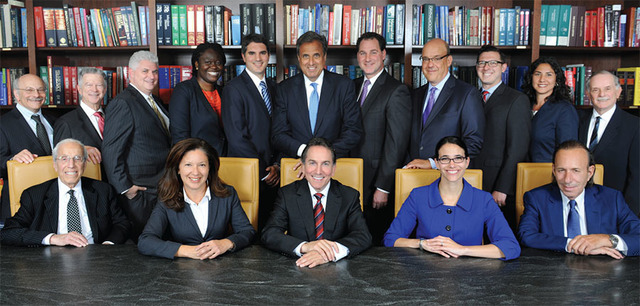 Super Lawyers New York Metro 2017 Gair Gair Conason