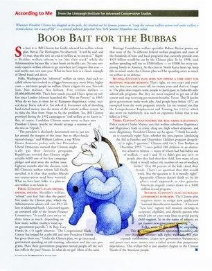 Boob bait for the bubbas