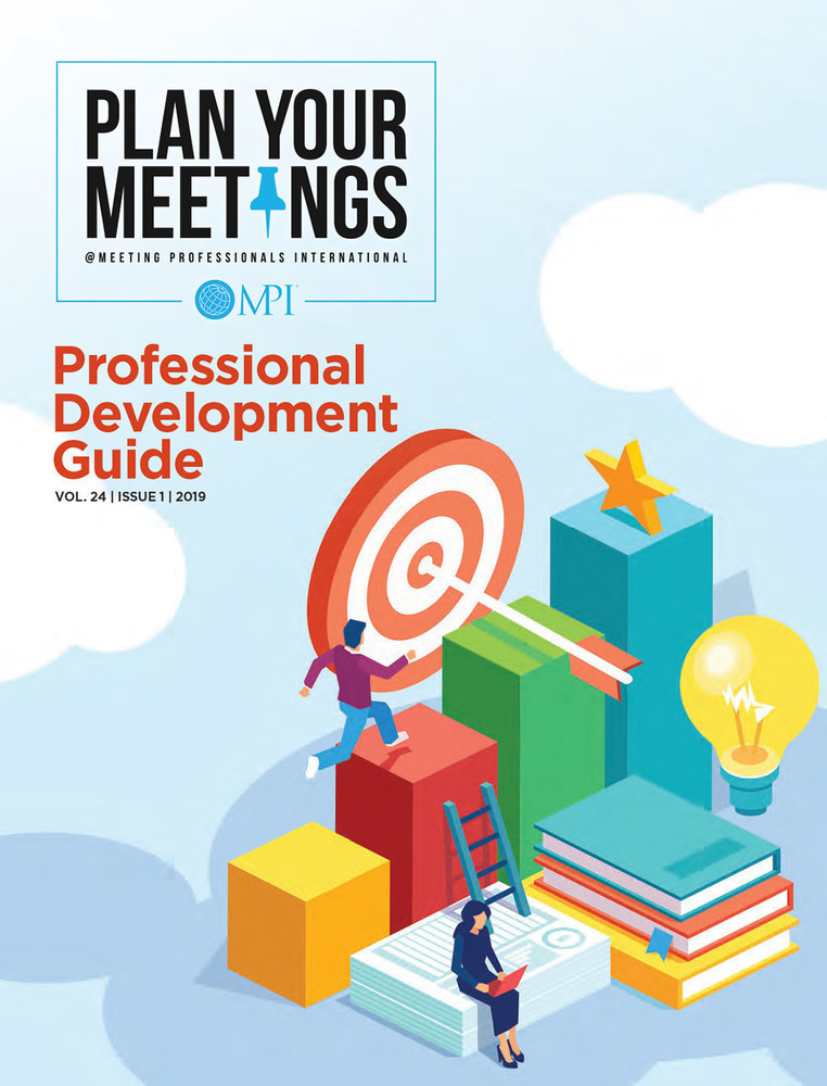 The Meeting Professional - PYM Spring 2019 - Cover
