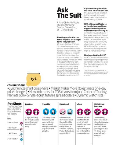 thinkMoney - Winter 2011 - Page 16-17