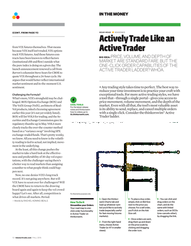 thinkMoney - Fall 2015 - Page 12-13