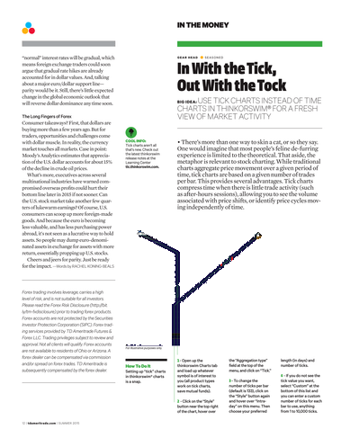 thinkMoney - Summer 2015 - Page 12-13