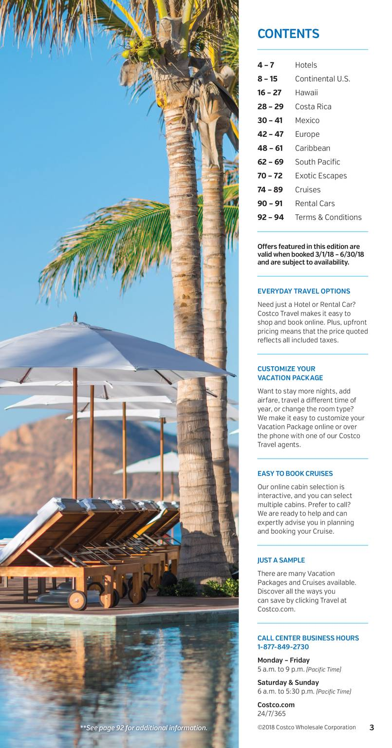 Travel Guide - Spring/Summer 2018 - page 2