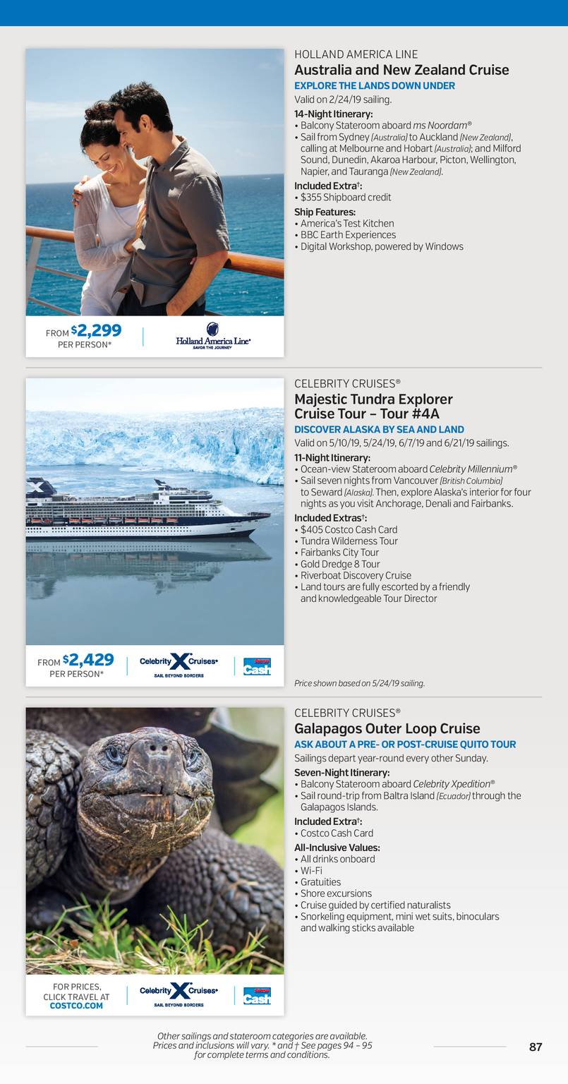 Travel Guide Summer Fall 2018 Page 87