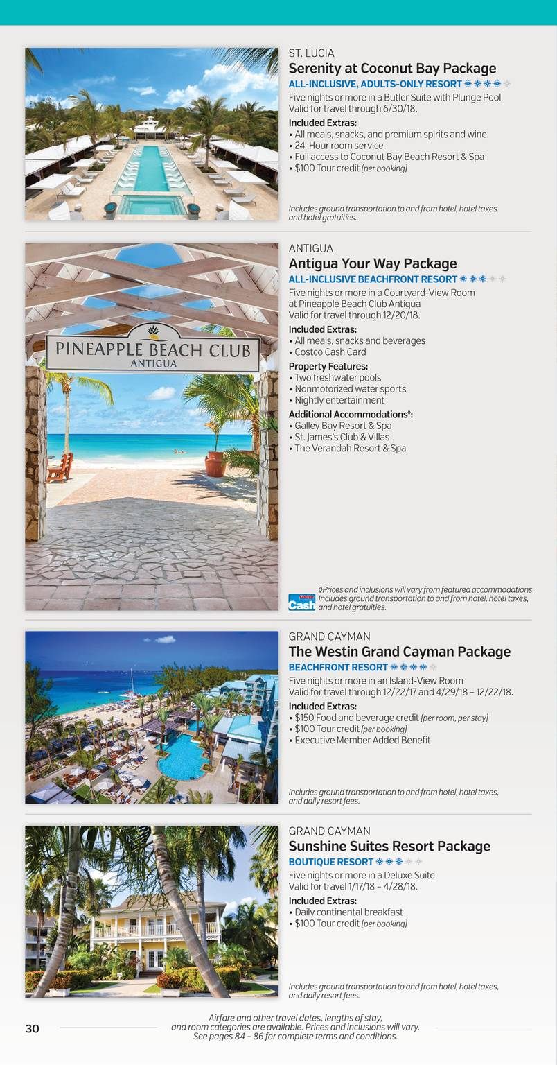 Travel Guide - Winter/Spring 2018 - page 31