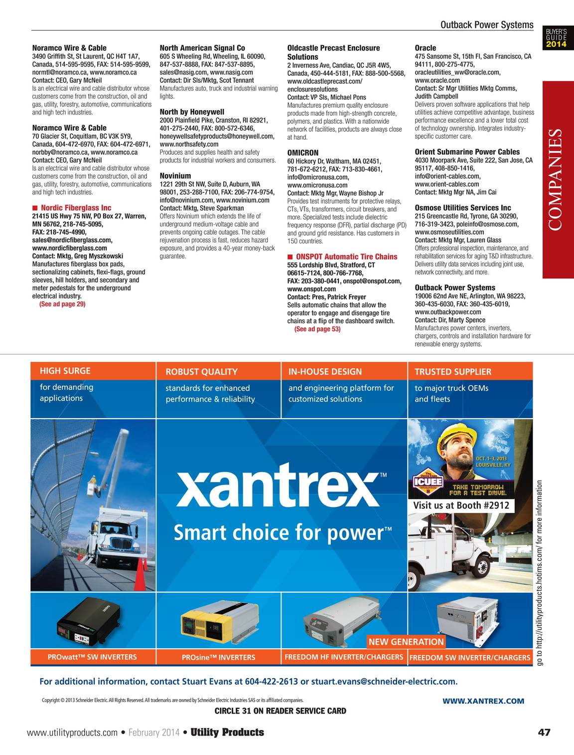 Utility Products - February 2014 - page 48