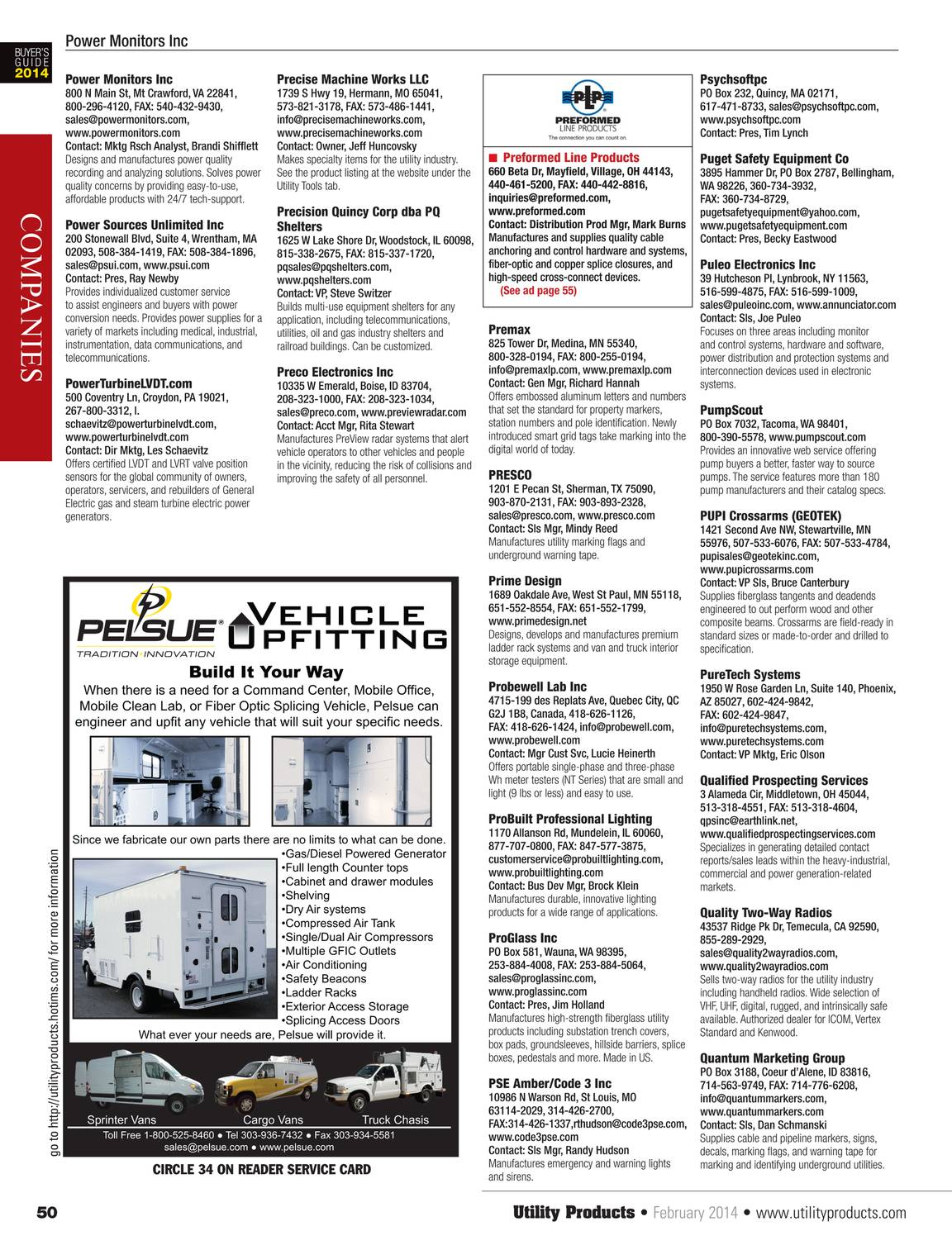 Utility Products - February 2014 - page 49