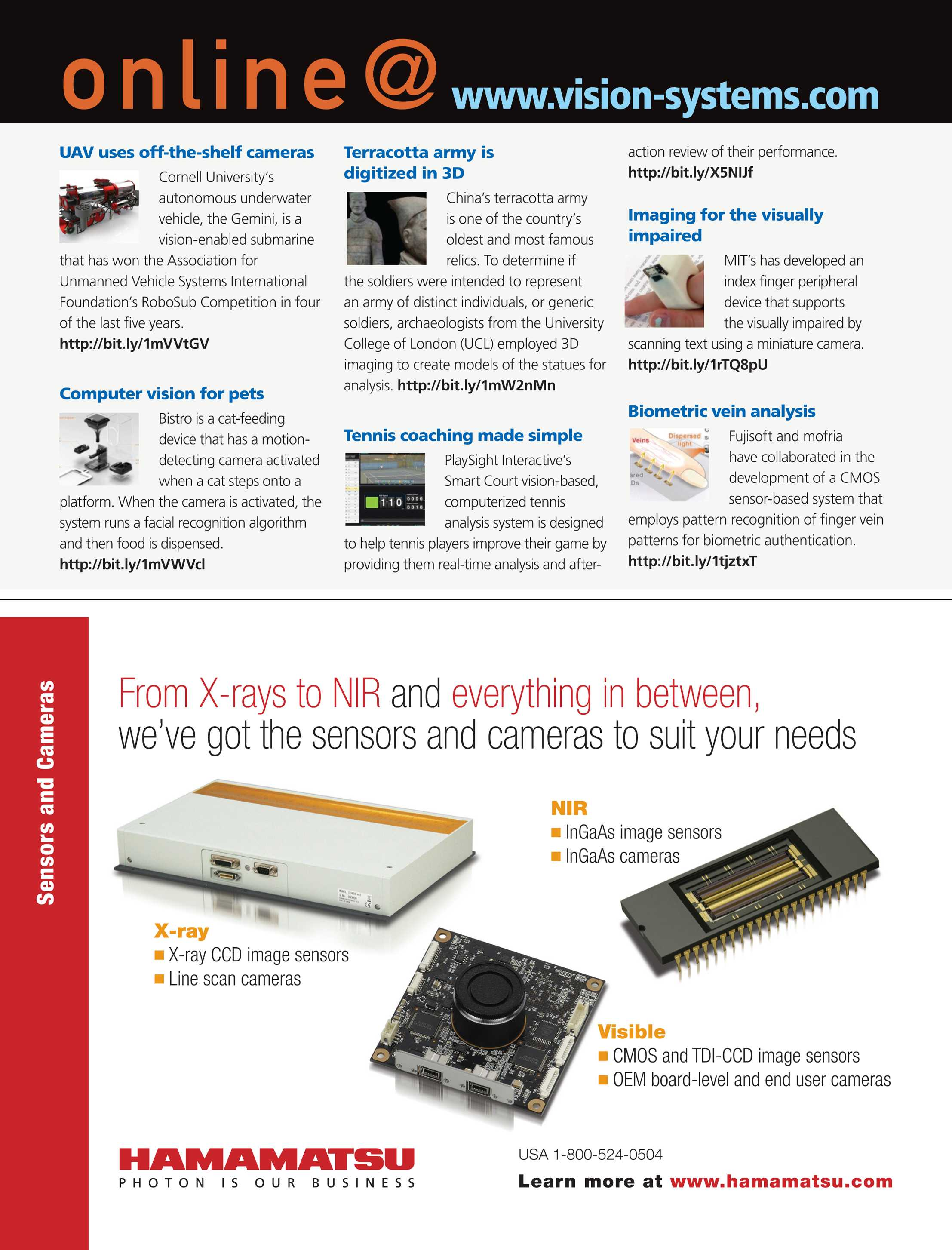 Vision Systems - September 2014 - page 4