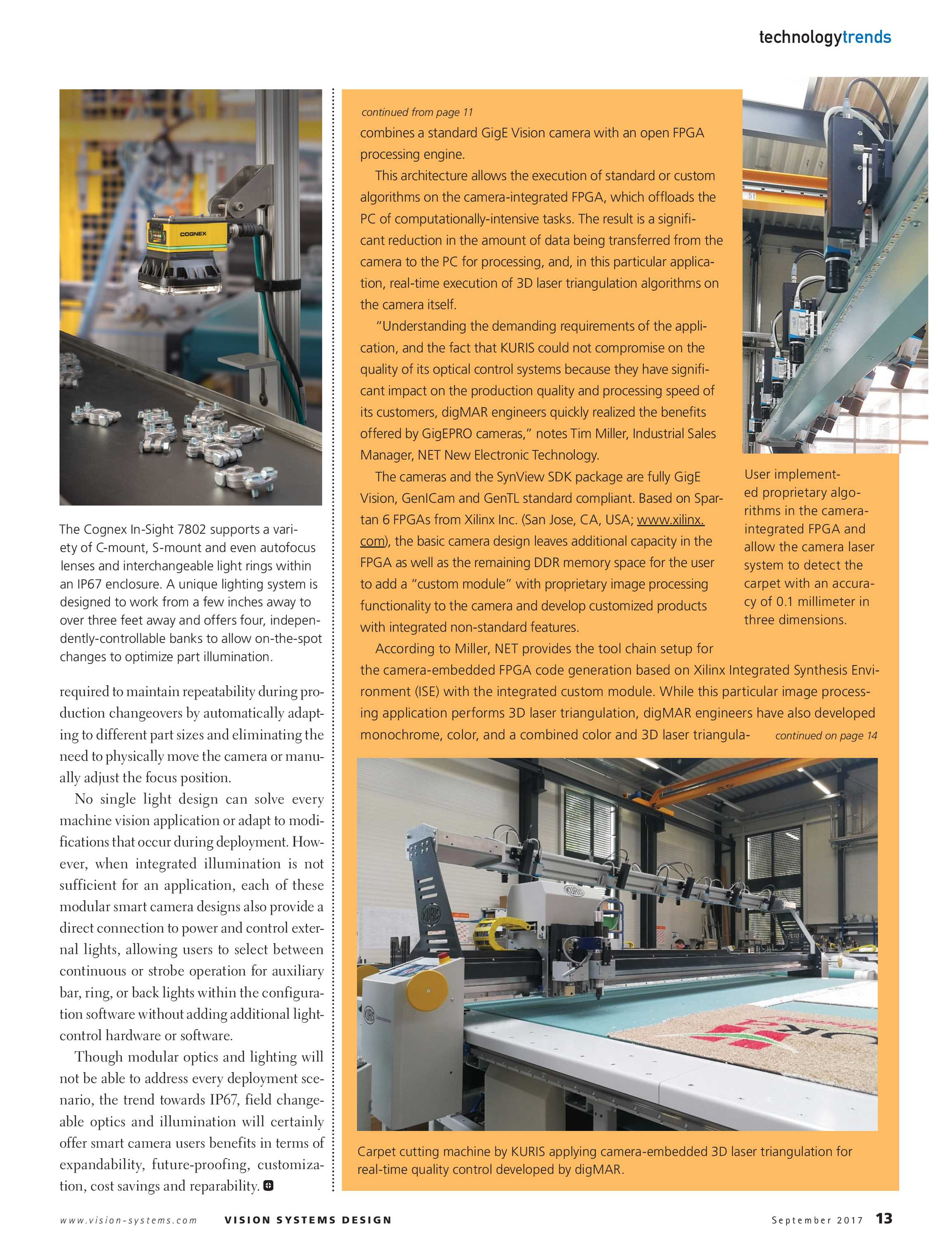 Vision Systems - September 2017 - page 13